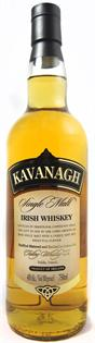 Cavanagh Irish Whiskey 750ml - Case of 12